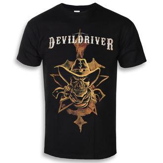 tričko pánske DEVILDRIVER - Cowboy - NAPALM RECORDS, NAPALM RECORDS, Devildriver
