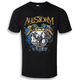 tričko pánske ALESTORM - Fucked With An Anchor - NAPALM RECORDS, NAPALM RECORDS, Alestorm