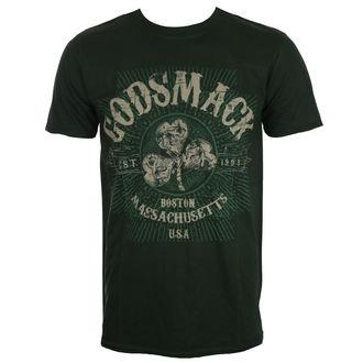 tričko pánske Godsmack - Celtic - Green - ROCK OFF, ROCK OFF, Godsmack
