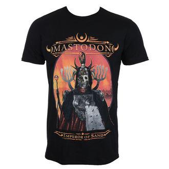 tričko pánske MASTODON - EMPEROR OF SAND 2017 DATEBACK - BLACK - ROCK OFF, ROCK OFF, Mastodon