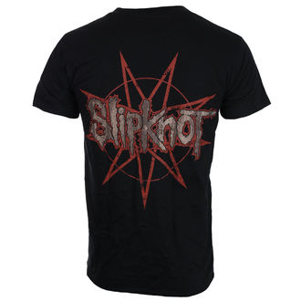 tričko pánske Slipknot - Grey Chapter - Blk - ROCK OFF, ROCK OFF, Slipknot
