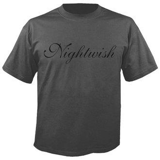 tričko pánske NIGHTWISH - Logo GREY - NUCLEAR BLAST, NUCLEAR BLAST, Nightwish