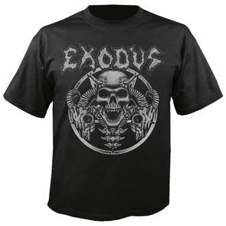 tričko pánske Exodus - Horns Skull - NUCLEAR BLAST, NUCLEAR BLAST, Exodus