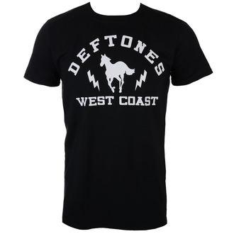 tričko pánske Deftones - WEST COAST - PLASTIC HEAD, PLASTIC HEAD, Deftones