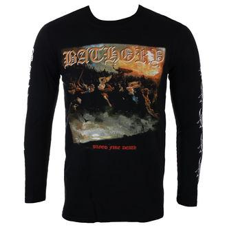 tričko pánske s dlhým rukávom BATHORY - BLOOD FIRE DEATH - PLASTIC HEAD, PLASTIC HEAD, Bathory