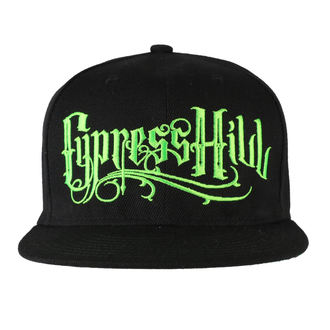 šiltovka Cypress Hill - Pot Leaf Black, Cypress Hill
