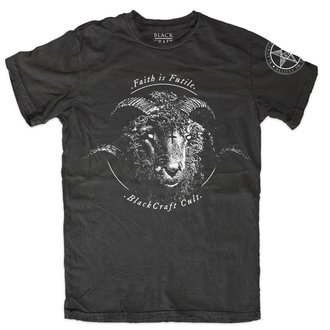 tričko pánske BLACK CRAFT - Faith Is Futile, BLACK CRAFT