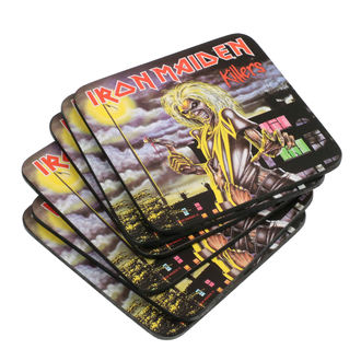 podtácky IRON MAIDEN, Iron Maiden