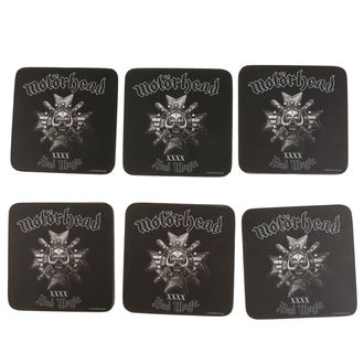 podtácky MOTORHEAD, NNM, Motörhead
