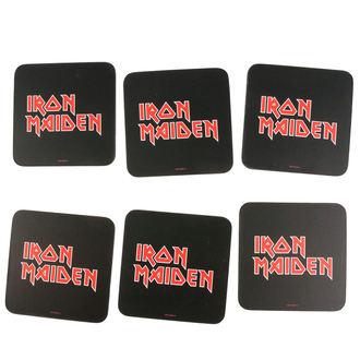 podtácky IRON MAIDEN, NNM, Iron Maiden