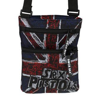 taška SEX PISTOLS - UK FLAG, NNM, Sex Pistols