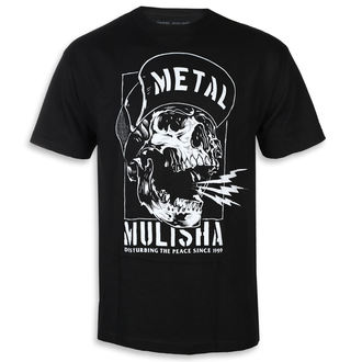 tričko pánske METAL MULISHA - NO PEACE BLK, METAL MULISHA