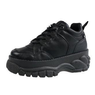 topánky ALTERCORE - 5dírkové - Mossi - Black, ALTERCORE