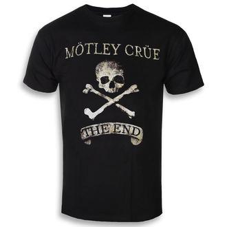 tričko pánske Mötley Crüe - The End - ROCK OFF, ROCK OFF, Mötley Crüe
