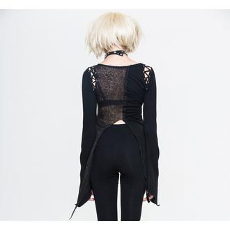 tričko dámske s dlhým rukávom DEVIL FASHION - TT055