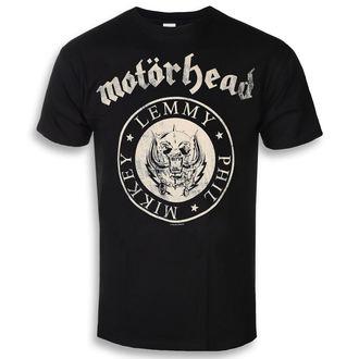 tričko pánske Motörhead - Undercover Seal Newsprint - ROCK OFF, ROCK OFF, Motörhead