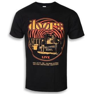 tričko pánske The Doors - Live 68 Retro Circle - ROCK OFF, ROCK OFF, Doors