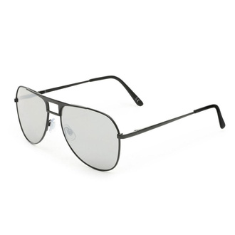 okuliare slnečné VANS - MN HAYKO - Matte Black / Sil, VANS