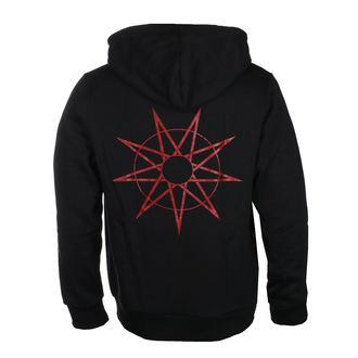 mikina pánska Slipknot - 9-Point Star - ROCK OFF, ROCK OFF, Slipknot