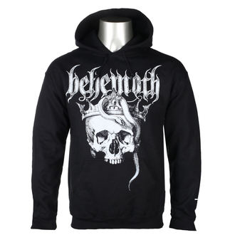 mikina pánska Behemoth - Skull - Black - KINGS ROAD, KINGS ROAD, Behemoth