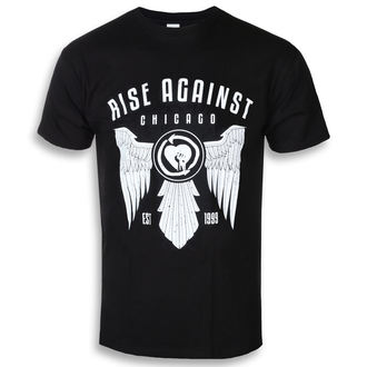 tričko pánske Rise Against - Wings - Black - KINGS ROAD, KINGS ROAD, Rise Against