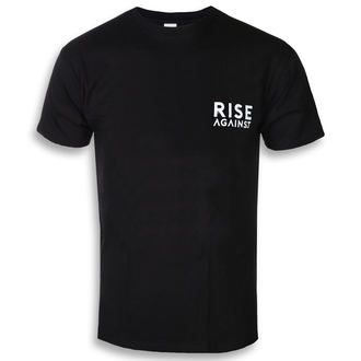 tričko pánske Rise Against - Wolves Pocket - Black - KINGS ROAD