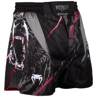 boxerské kraťasy pánske Venum - Grizzli - Black/White, VENUM