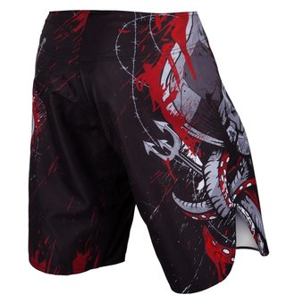 boxerské kraťasy VENUM - Pirate - Black / Red, VENUM