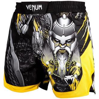 boxerské kraťasy pánske Venum - Viking 2.0 - Black/Yellow, VENUM