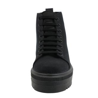 topánky ALTERCORE - Izra Vegan Black, ALTERCORE