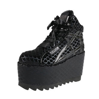 topánky dámske KILLSTAR - Mermad Trainers - BLACK, KILLSTAR