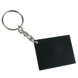 kľúčenka (prívesok) METALSHOP - jednostranná, METALSHOP