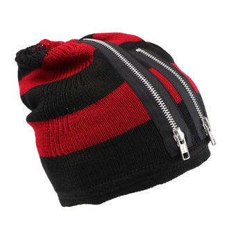 čiapka Vixxsin - KRUEGER - BLACK/RED, VIXXSIN