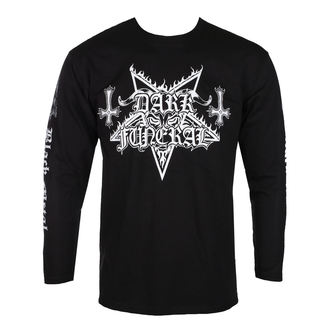 tričko pánske s dlhým rukávom DARK FUNERAL - LOGO / BLACK METAL - RAZAMATAZ, RAZAMATAZ, Dark Funeral