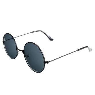 okuliare slnečné JEWELRY & WATCHES - Lenonky - Black, JEWELRY & WATCHES