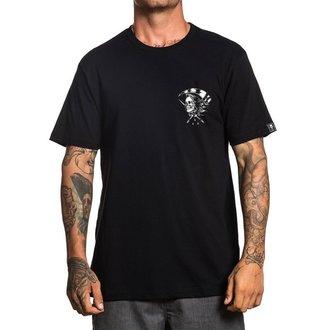 tričko pánske SULLEN - SCYTHE - BLACK, SULLEN