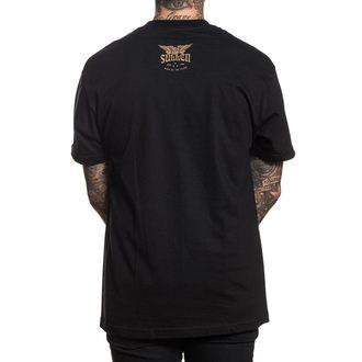 tričko pánske SULLEN - TRADITIONAL - BLACK, SULLEN