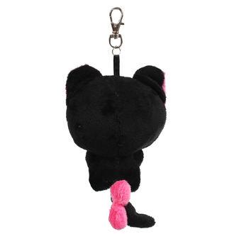 prívesok (plyšová hračka) Dead Cute - BABY VANITY - BLACK / PINK