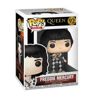 figúrka Queen - POP! - Freddy Mercury, POP, Queen