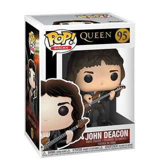 figúrka Queen - POP! - John Deacon, POP, Queen