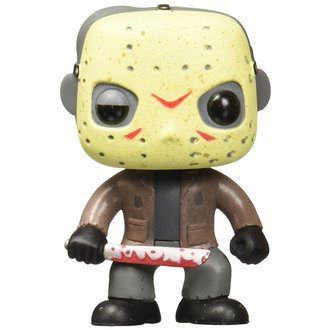 figúrka Friday the 13th - POP! - Jason Voorhees, POP, Friday 13th