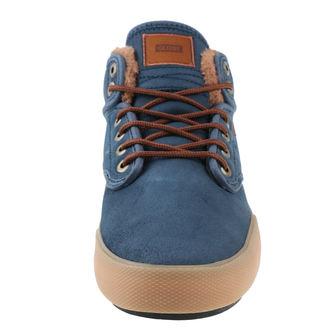 topánky pánske zimný GLOBE - Motley Mid - Navy / Gum / Fur, GLOBE