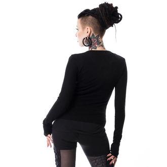 sveter dámsky POIZEN INDUSTRIES - GRAB HER - BLACK, POIZEN INDUSTRIES