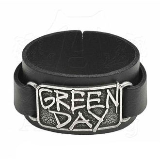 náramok Green Day - ALCHEMY GOTHIC, ALCHEMY GOTHIC, Green Day