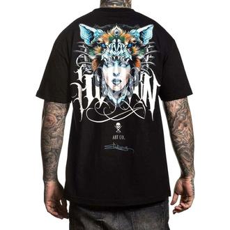 tričko pánske SULLEN - BAT ELECTRIC - BLACK - SCM2429_BK
