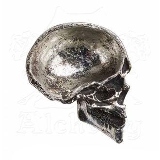 dekorácia (miska) ALCHEMY GOTHIC - Skull, ALCHEMY GOTHIC
