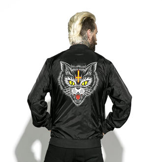 bunda unisex (bomber) BLACK CRAFT - Hell Cat