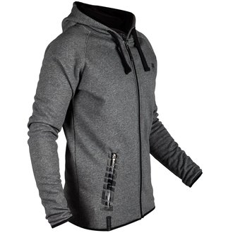 mikina pánska Venum - Contender 2.0 - Grey / Black, VENUM
