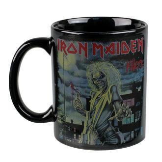 hrnček IRON MAIDEN - ROCK OFF, ROCK OFF, Iron Maiden