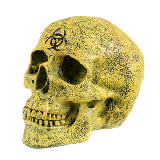 dekorácia Biohazard Skull, NNM